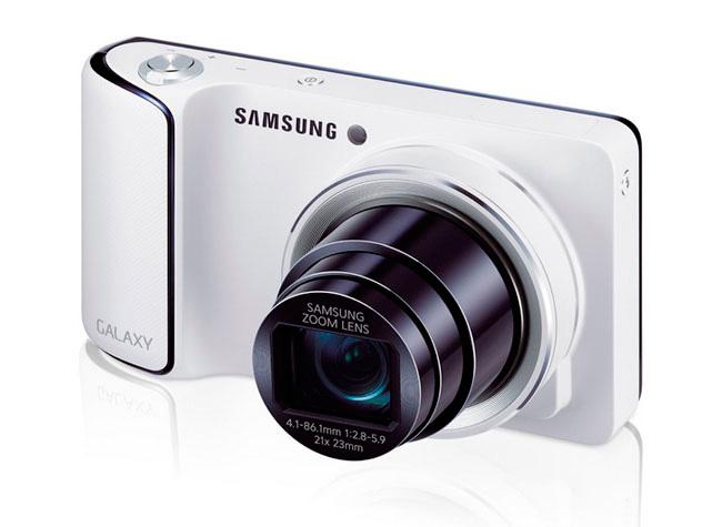 Samsung Galaxy Camera WiFi, Imagen 1
