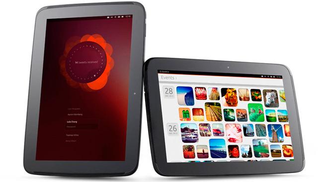 Anunciado Ubuntu para tablets, Imagen 1