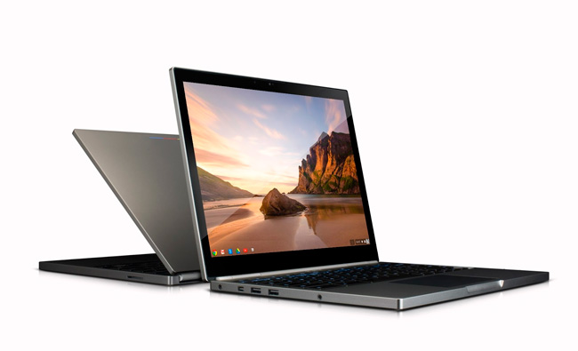 Google presenta el Chromebook Pixel, Imagen 1