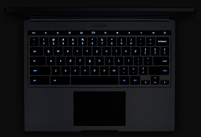 Google presenta el Chromebook Pixel, Imagen 3