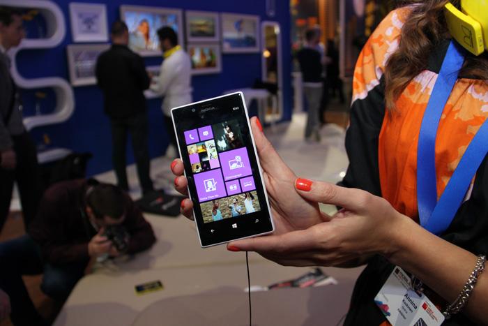 MWC 2013. Nuevos Nokia 520 y 720, Imagen 3