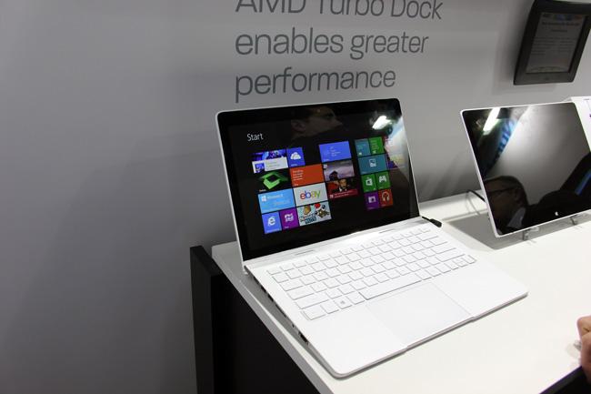 AMD muestra sus APU Temash para tablets, Imagen 1