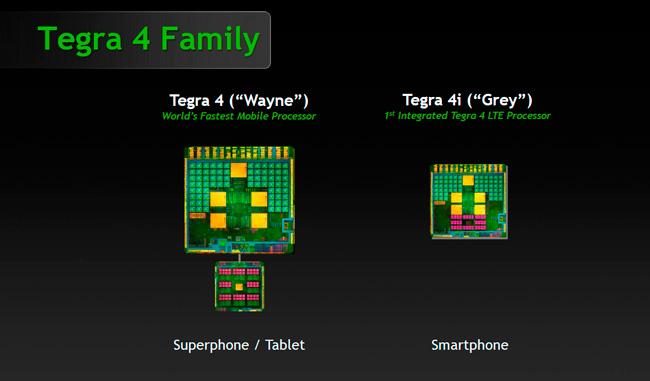 MWC 2013. Nvidia Tegra 4 y Tegra 4i, Imagen 1