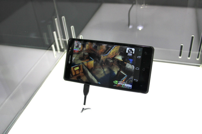 MWC 2013. Nvidia Tegra 4 y Tegra 4i, Imagen 3