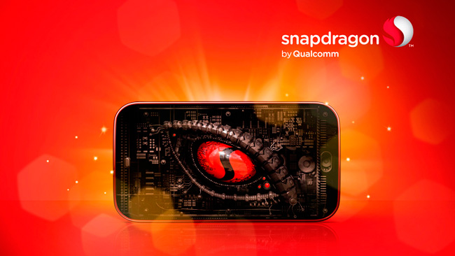 MWC 2013. Qualcomm Snapdragon 800, Imagen 1