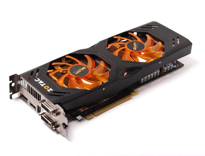 ZOTAC actualiza su GeForce GTX 680 AMP!, Imagen 1