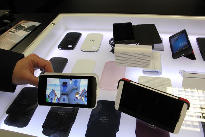 BlackBerry Z10 llega a España, Imagen 1