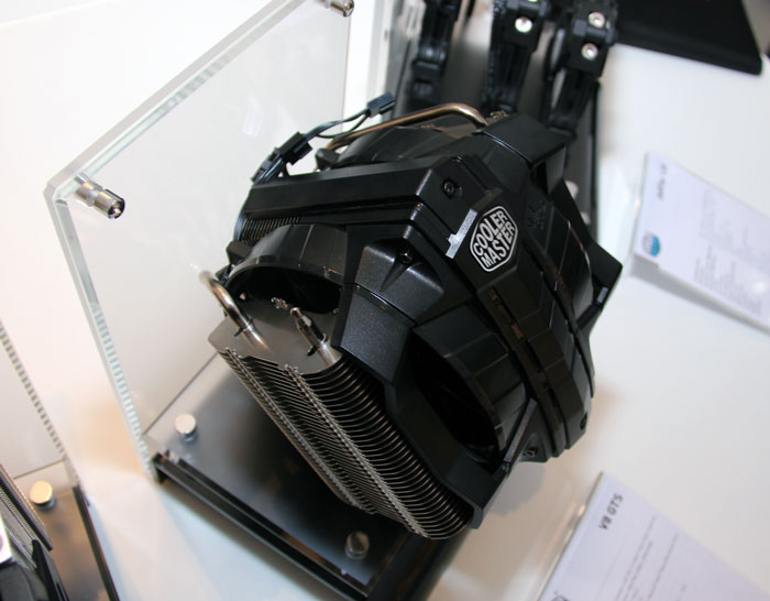 CeBIT 2013. Cooler Master muestra sus propuestas para disipación de procesadores, Imagen 1