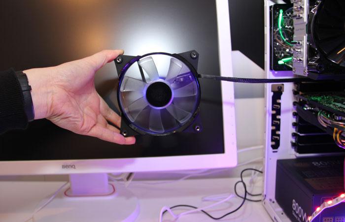 CeBIT 2013. Cooler Master muestra sus propuestas para disipación de procesadores, Imagen 3