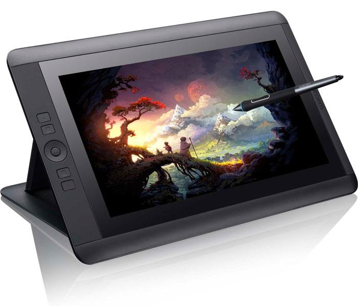 Wacom Cintiq 13HD, tableta gráfica con pantalla incorporada de 13 pulgadas, Imagen 1