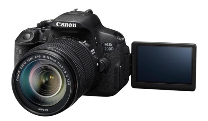 Canon renueva su gama media de DSLR con la Canon EOS 700D, Imagen 2