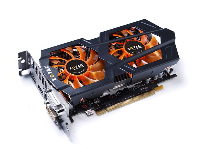 Zotac presenta su nueva Geforce GTX 650Ti Boost, Imagen 1