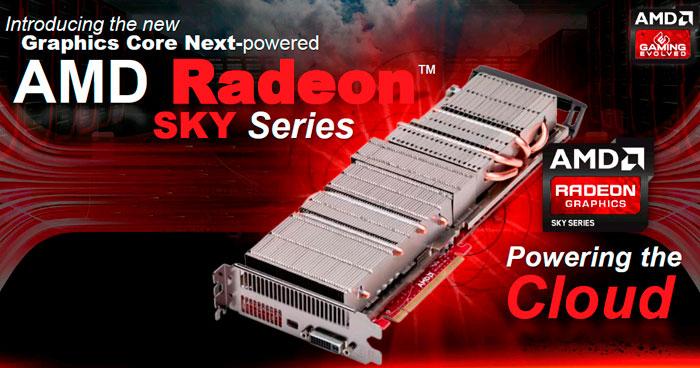 AMD acerca los juegos en Streaming con Radeon SKY Series, Imagen 1