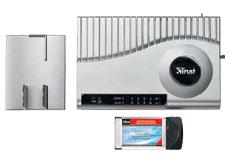 La nueva Trust 485A Wireless Web Station, Imagen 1