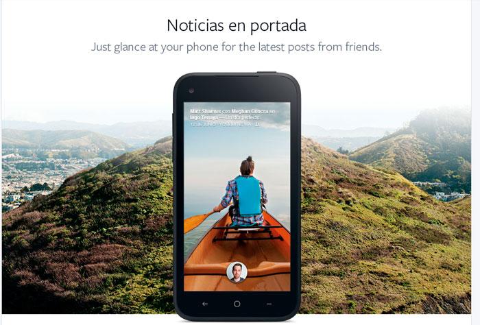 Facebook presenta Facebook Home, una capa de personalización para Android, Imagen 1