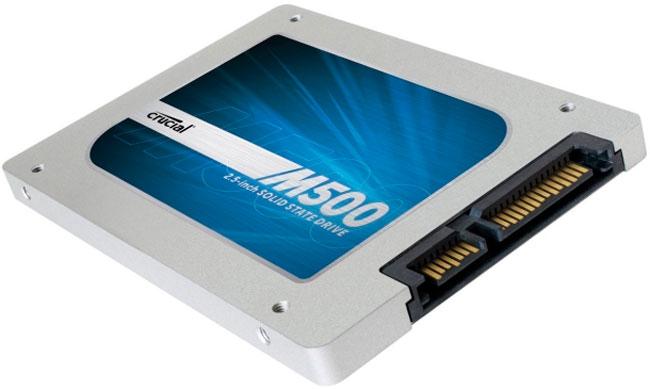 Crucial estrena su nueva gama de SSD M500 con altas capacidades y precios contenidos, Imagen 1