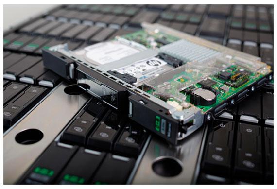 HP ya ofrece servidores de bajo consumo con su serie Moonshot, Imagen 1