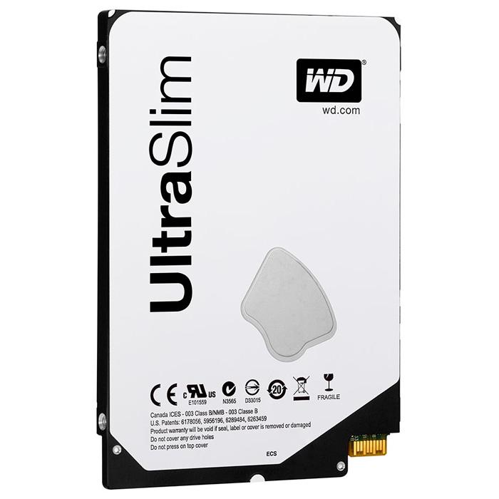 Western Digital lanza el primer disco duro de 5 mm de grosor, Imagen 1