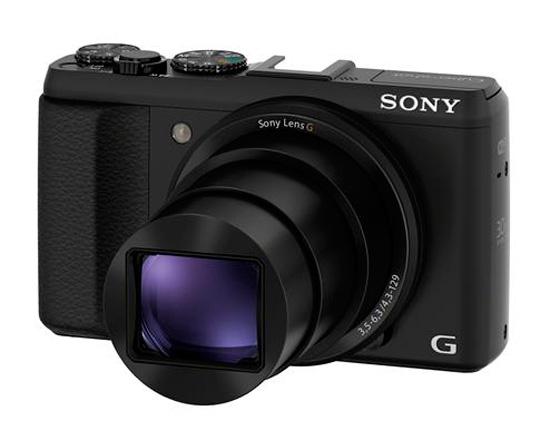 Sony Cyber-Shot HX50V, una cámara compacta con zoom óptico de 30x, Imagen 1