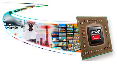 AMD Serie G, nuevos procesadores integrados en placa de AMD, Imagen 1