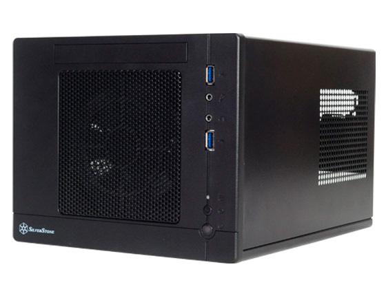 SilverStone presenta una nueva torren en formato Mini-ITX, Imagen 1