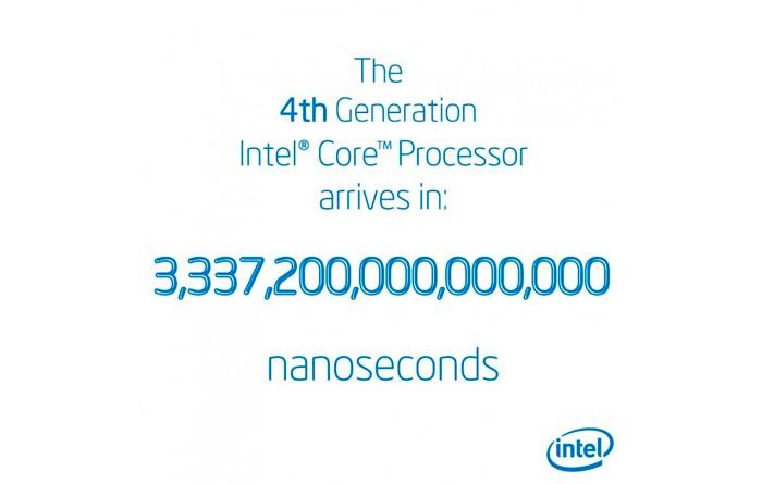 Intel lanzará los procesadores Intel Core de 4ª Generación a principios de Junio, Imagen 1