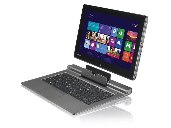 Toshiba Portégé Z10t, un nuevo híbrido entre tablet y Ultrabook llega al mercado, Imagen 1