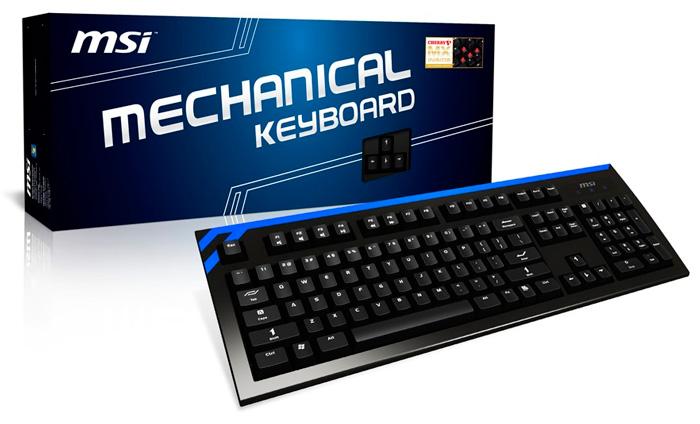 MSI debuta en el mercado de teclados mecánicos con el MSI GK-601, Imagen 2