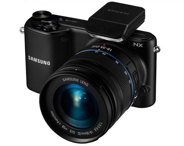 Samsung NX2000, nueva cámara con sensor APS-C sin espejo, Imagen 1