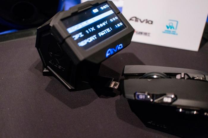 Gigabyte prepara un teclado con pantalla OLED externa, Imagen 2
