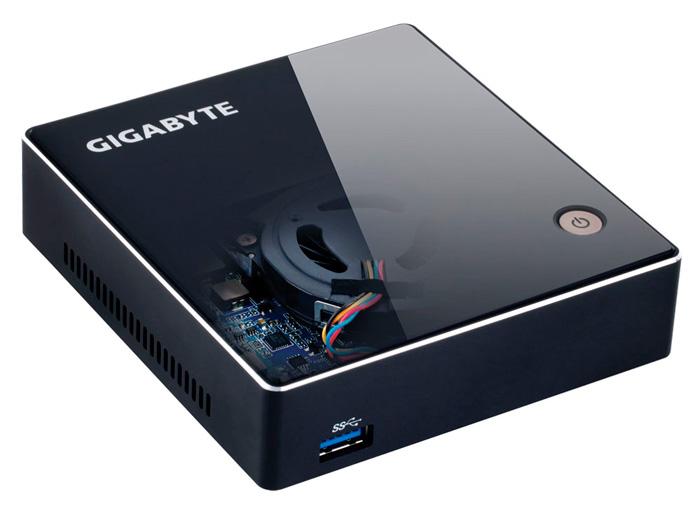 Gigabyte BRIX, un miniPC con un procesador Intel Core i7 en su pequeña carcasa, Imagen 1