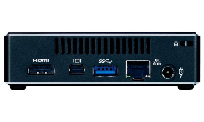 Gigabyte BRIX, un miniPC con un procesador Intel Core i7 en su pequeña carcasa, Imagen 2