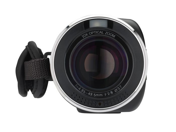 CAMILEO X150, nueva cámara de vídeo con Zoom óptico de Toshiba, Imagen 2
