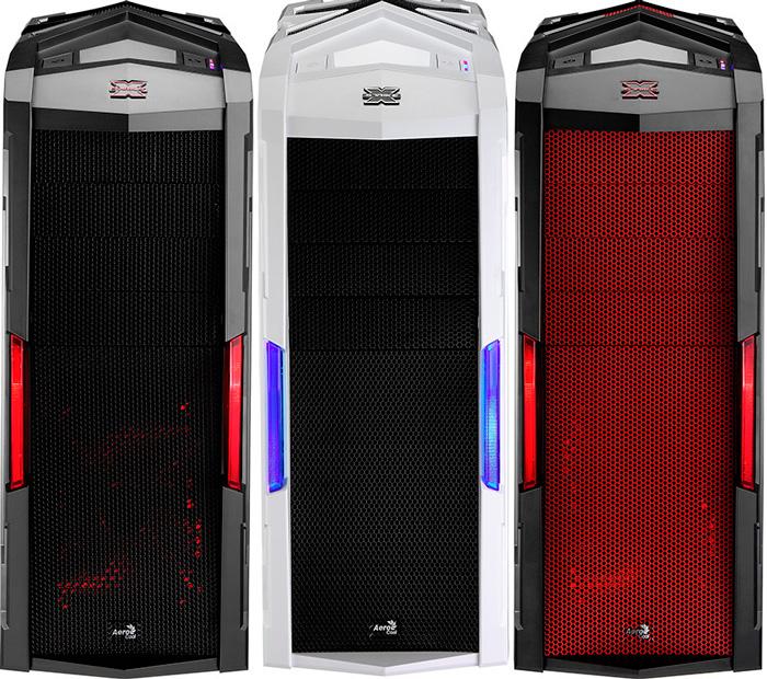 Aerocool Strike-X Xtreme, nueva serie de semi-torres gaming, Imagen 2