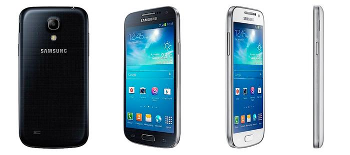Samsung Galaxy S4 mini, un Galaxy S4 con un tamaño y rendimiento reducidos, Imagen 1