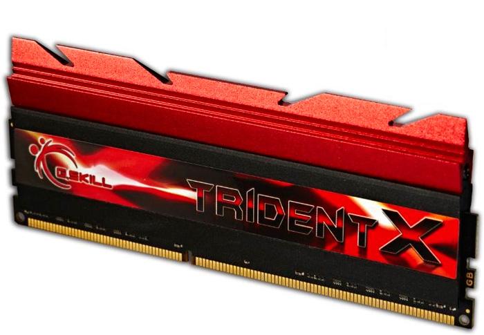 G.Skill TridentX, memorias DDR3 de alto rendimiento a 3000 MHz, Imagen 1