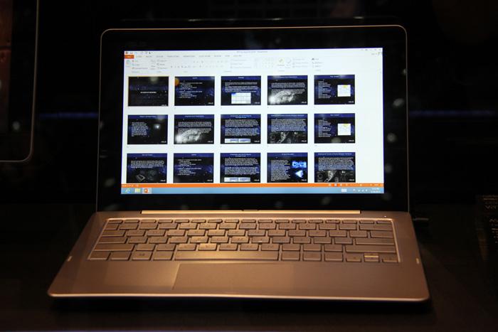 Computex 2013. ASUS. Transformer Book Trio, tablet convertible con Android y Windows 8, Imagen 2