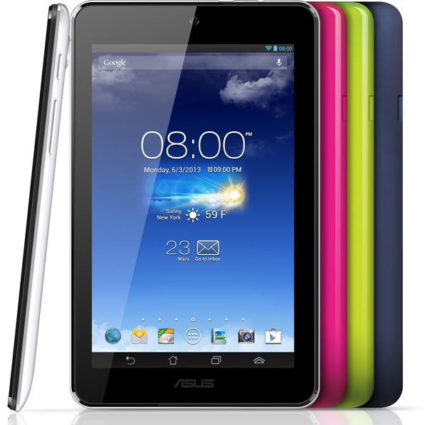 Computex 2013. ASUS. MeMO Pad HD, tablets económicas con resolución HD, Imagen 3
