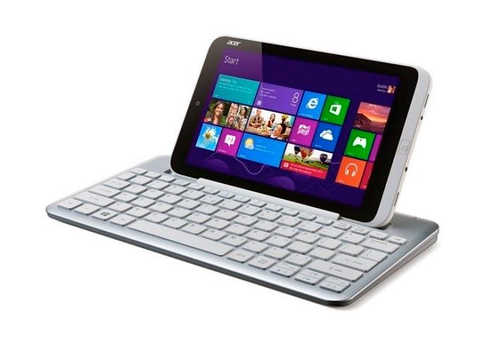 Computex 2013. ACER. Iconia W3, tablet de 8 pulgadas con Windows 8 de escritorio, Imagen 1
