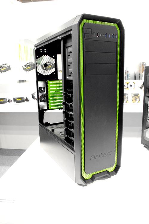 Computex 2013. Antec. Nineteen Hundred, una Full Tower para entusiastas, Imagen 1