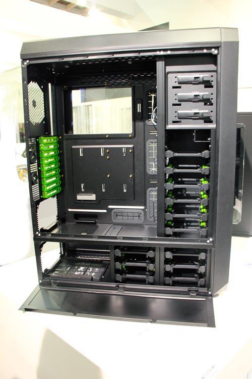 Computex 2013. Antec. Nineteen Hundred, una Full Tower para entusiastas, Imagen 2