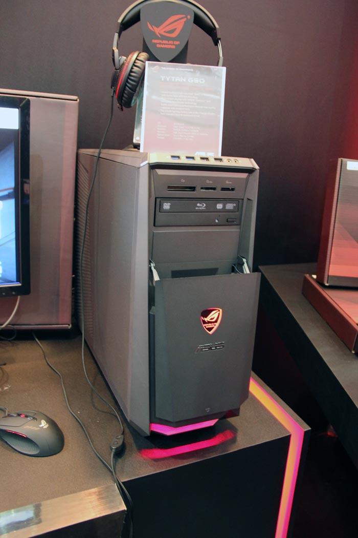 Computex 2013. ASUS. ROG TYTAN G30, Haswell llega a los sobremesa para jugadores de ASUS, Imagen 3