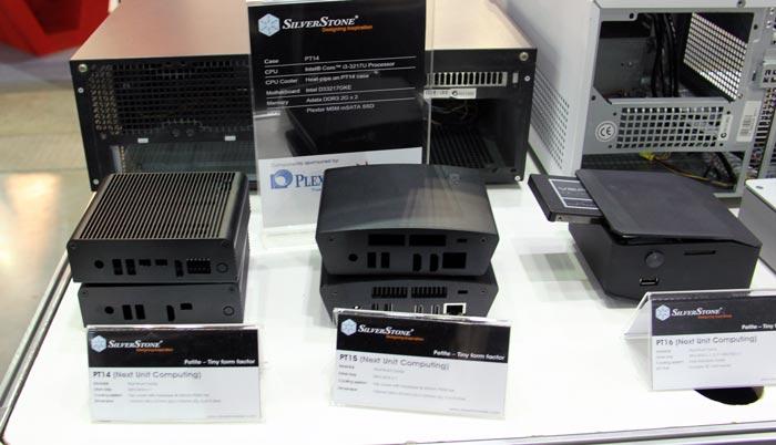 Computex 2013. SilverStone. Torres de PC en diversos formatos, Imagen 2