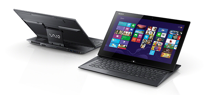 Sony Vaio Duo 13, Imagen 2