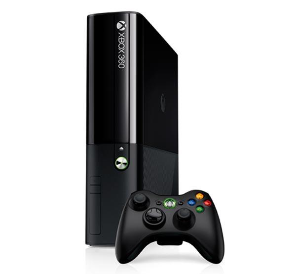 Microsoft desvela una Xbox 360 con nuevo diseño, Imagen 1