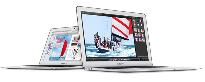 Apple renueva ligeramente los Macbook Air, Imagen 1