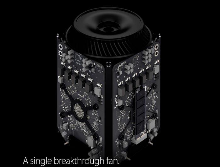 Nuevos Mac Pro con nuevos procesadores y gráficas profesionales, Imagen 2
