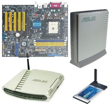 ASUS en Computex Taipei 2003, Imagen 1