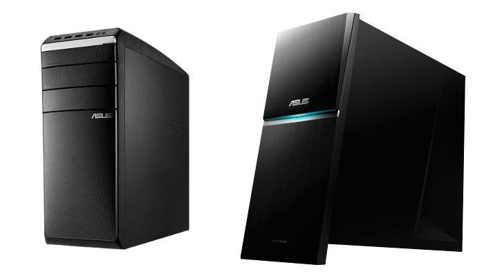 Nuevos ordenadores de sobremesa y todo en uno de ASUS con Intel Core Haswell, Imagen 1