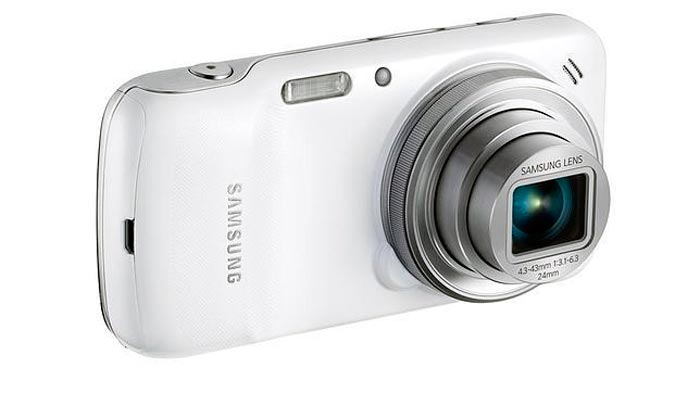 Samsung Galaxy S4 Zoom, Smartphone por un lado, cámara digital por otro, Imagen 1